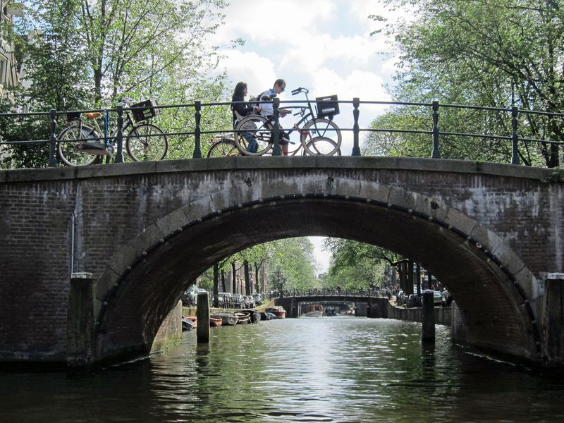 Bridge-in-Amsterdam