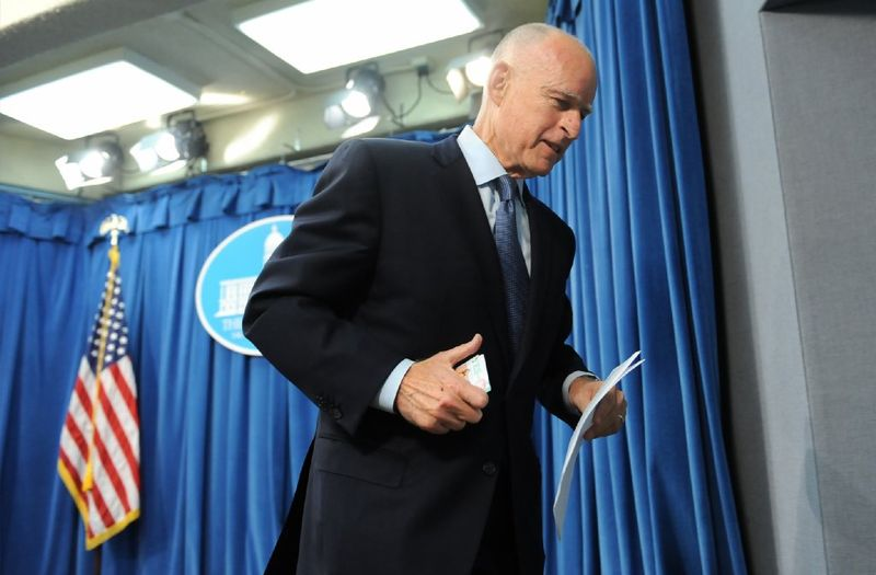 Jerry Brown Quote