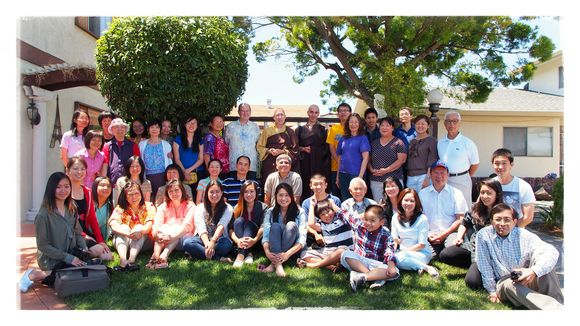 4th of July Interdependence Day Buddhist Picnic
