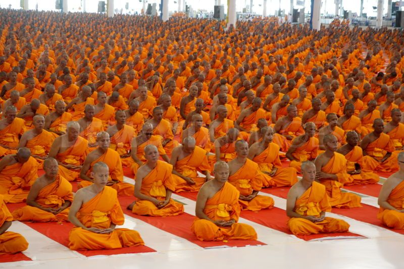 Meditation-buddhims